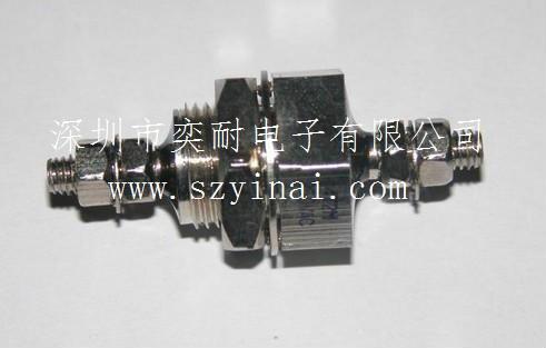 馈通滤波器(穿心电容)使用方法
